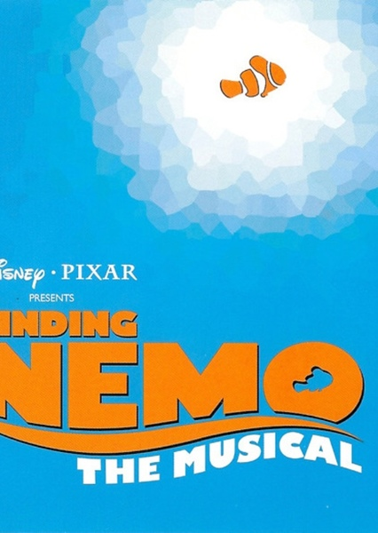 Finding Nemo The Broadway Musical Fan Casting Poster