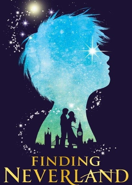 Finding Neverland Fan Casting Poster