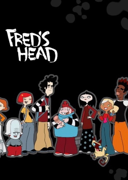 Fred's Head Fan Casting Poster
