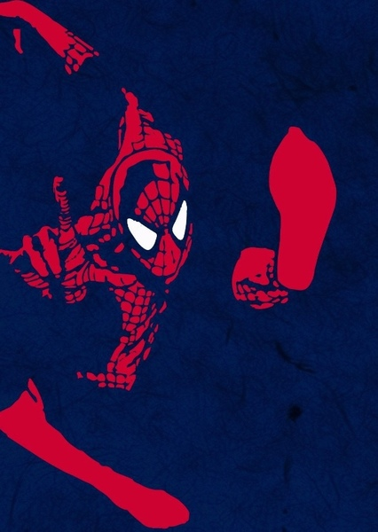 Friendly Neighborhood Spider-Man Fan Casting Poster
