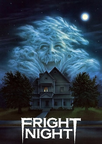 Fright Night part 1 & 2 Reboot (Again) Fan Casting Poster