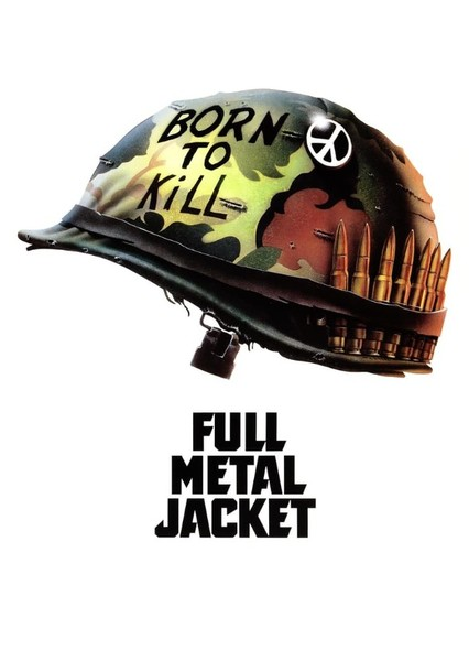 Full Metal Jacket Remake Fan Casting Poster