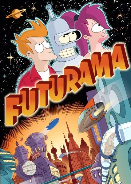 Futurama (live action) Fan Casting Poster