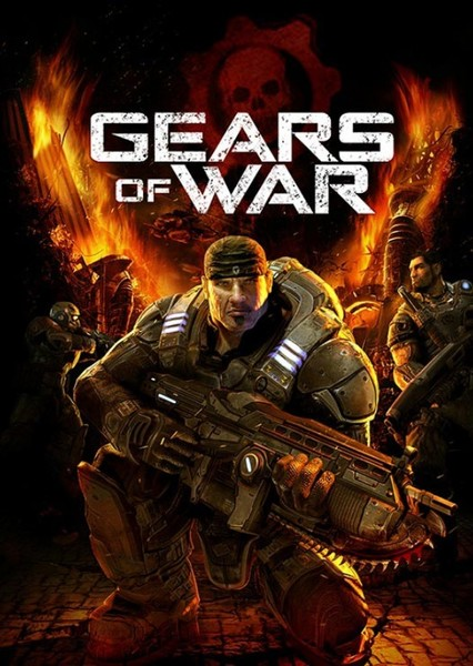 Gears Of War Fan Casting Poster