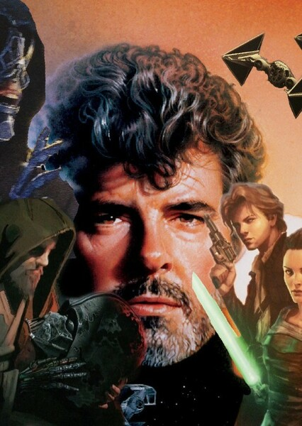 George Lucas' Star Wars Sequel Trilogy Fan Casting Poster