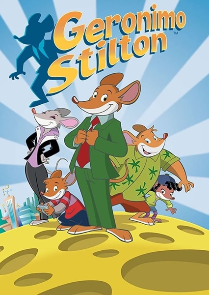Geronimo Stilton:The Series Fan Casting Poster