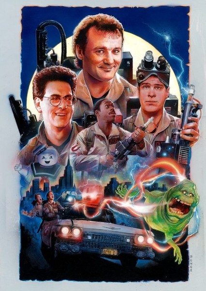 Ghostbusters 1984 Fan Casting On Mycast