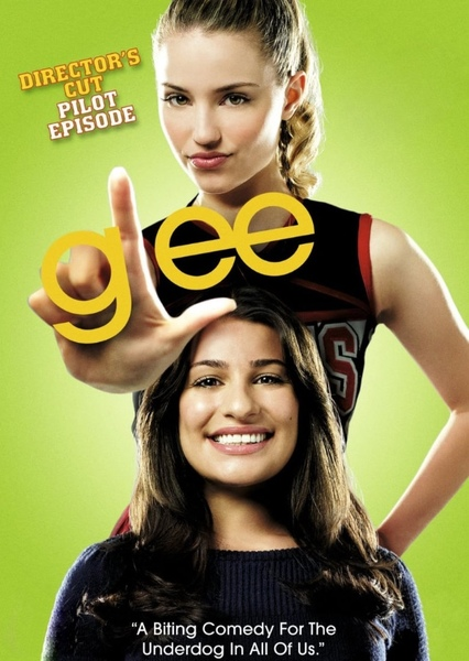 Glee (Disney & Nickelodeon) Fan Casting Poster
