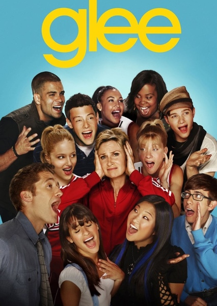 Glee Fan Casting Poster