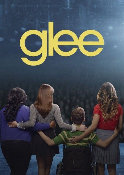 Glee: The Next Generation Of Loser Fan Casting Poster