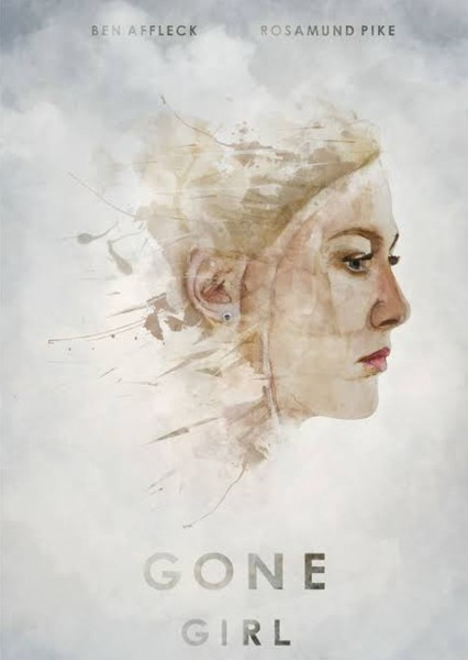Gone Girl (1994) Fan Casting Poster
