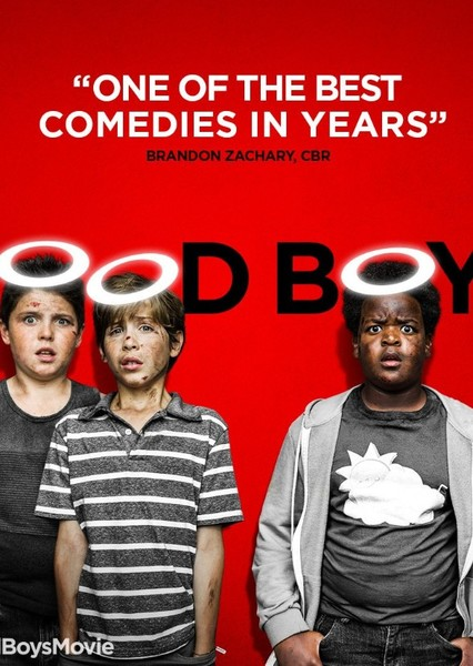 Good Boys (2009) Fan Casting Poster