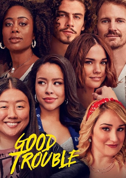 Good Trouble Fan Casting Poster
