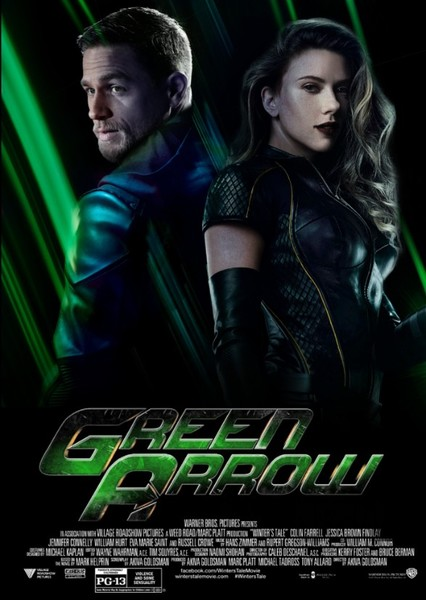 Green Arrow (2011) Fan Casting Poster