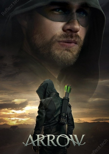 Green Arrow: The Emerald Archer Fan Casting Poster
