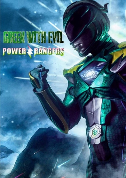 Green With Evil: Power Rangers Fan Casting Poster