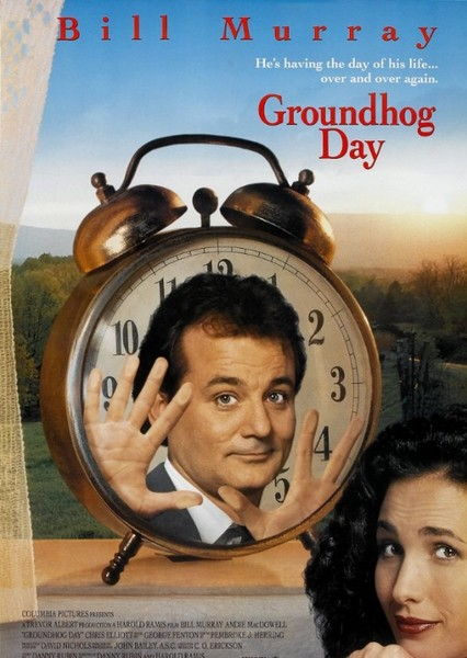 Groundhog Day Fan Casting Poster