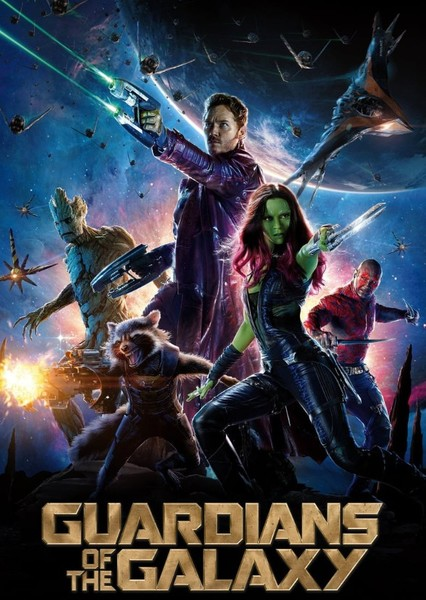 Guardians of the Galaxy Fan Casting Poster