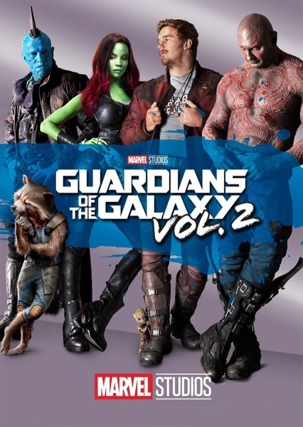 Guardians of the Galaxy Vol. 2 (2017) Fan Casting Poster