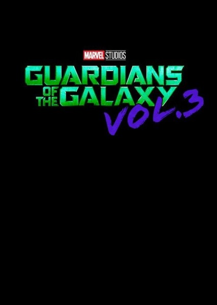 Guardians of the Galaxy Vol. 3 Fan Casting Poster