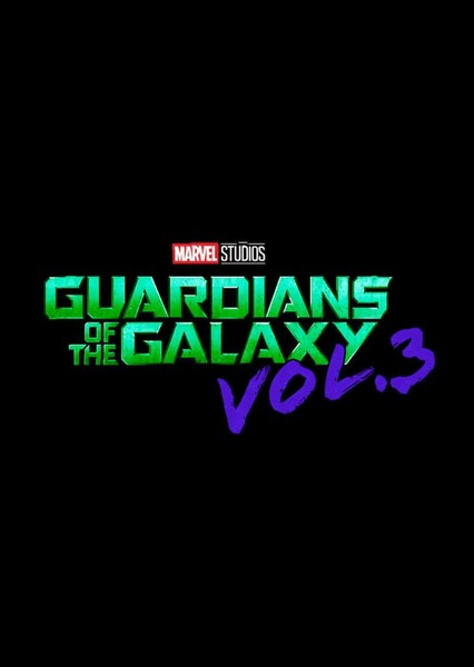Guardians of The Galaxy Vol 3 Fan Casting Poster
