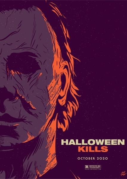 Laurie Strode Halloween 2020 Poster Halloween Kills (2020) Fan Casting on myCast