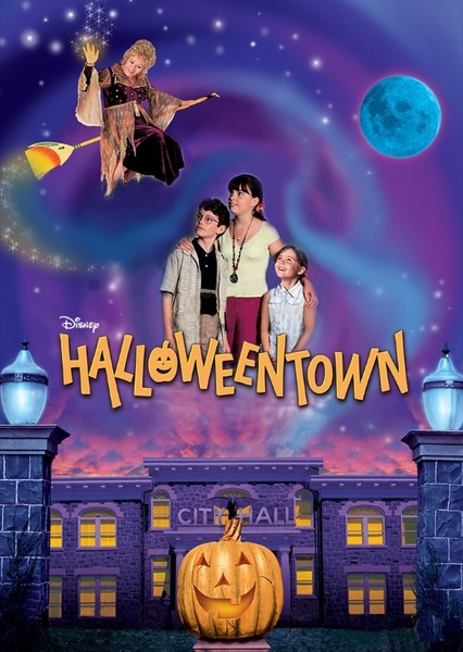Halloweentown  Fan Casting Poster