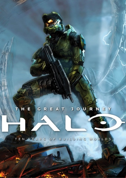 Halo Fan Casting Poster