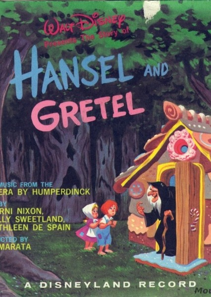 Hansel and Gretel Fan Casting Poster