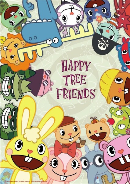 Happy Tree Friends Fan Casting Poster