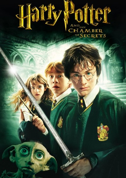 Harry Potter and the Chamber of Secrets (1987) Fan Casting Poster