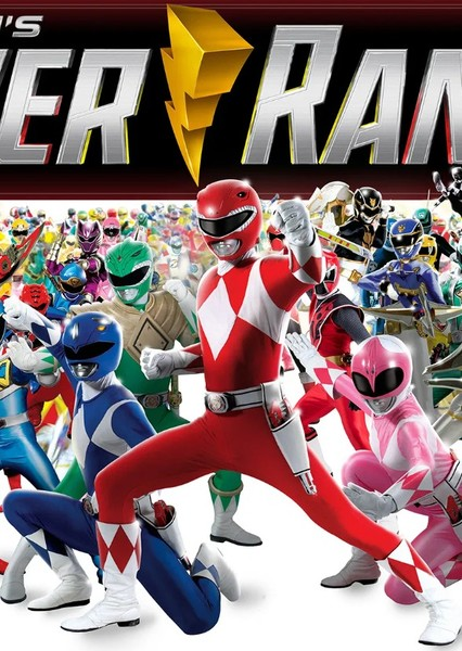 Hasbro's Power Rangers Cinematic Universe Fan Casting Poster