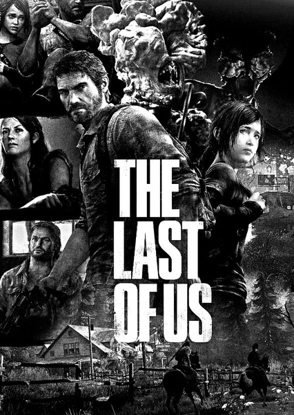 HBO's The Last of Us Fan Casting Poster
