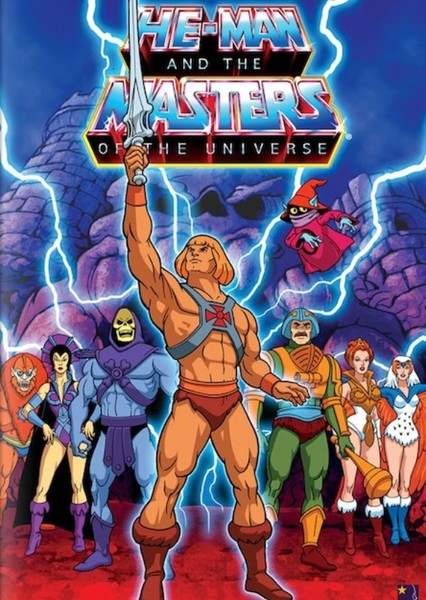 He-Man and the Masters of the Universe Fan Casting Poster