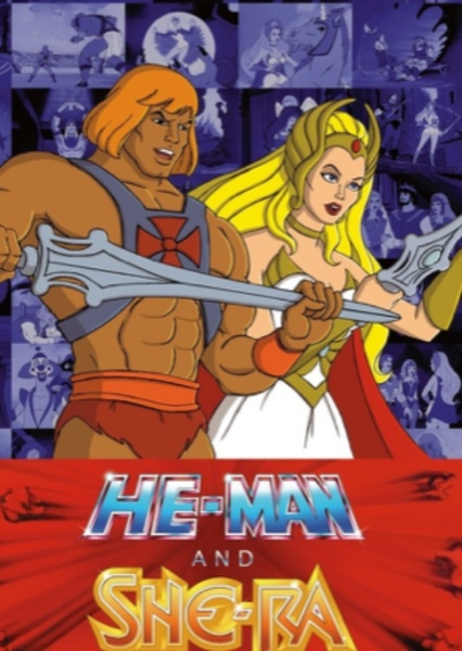 He-Man & She-Ra Fan Casting Poster
