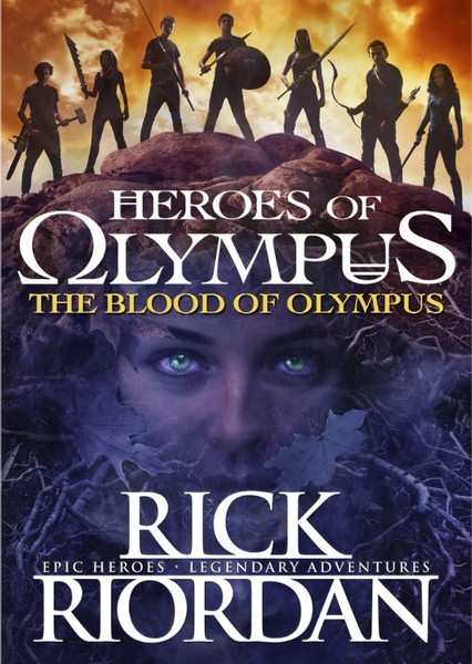Heroes Of Olympus Fan Casting Poster