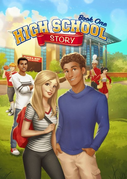 High School Story Fan Casting Poster
