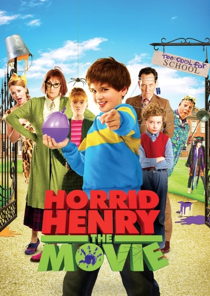 Horrid Henry: The Movie (2016) Fan Casting Poster