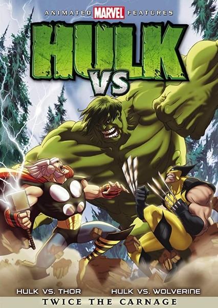 Hulk Vs. Fan Casting Poster
