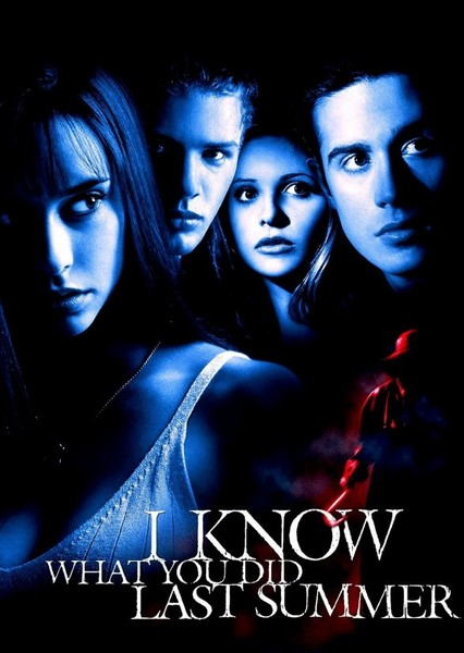 I Know What You Did Last Summer Fan Casting Poster