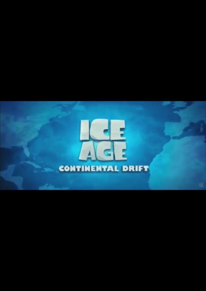 Ice Age : Continental Drift Fan Casting Poster