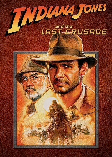 Indiana Jones and The Last Crusade (2002) Fan Casting Poster