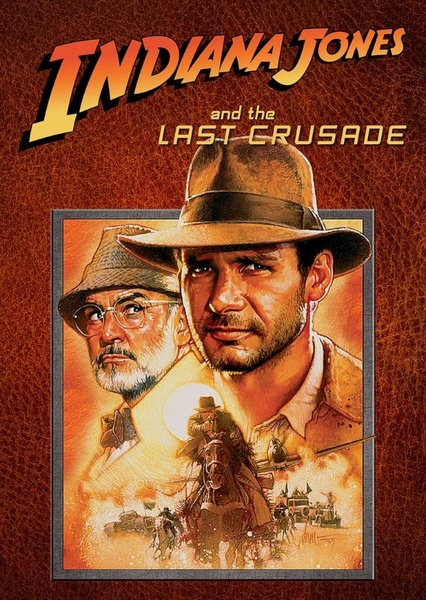 Indiana Jones and The Last Crusade Fan Casting Poster