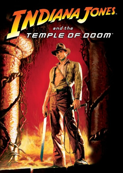 Indiana Jones and the Temple of Doom (1999) Fan Casting Poster