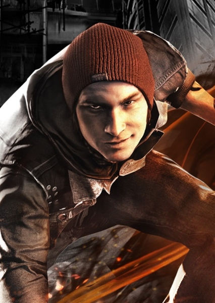 Infamous: Second Son  Fan Casting Poster