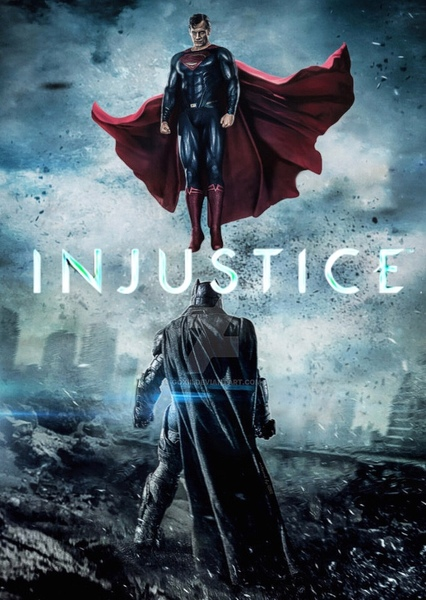 INJUSTICE (DCEU) Fan Casting Poster
