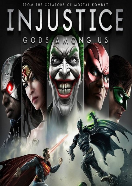 Injustice Gods Among Us Fan Casting Poster