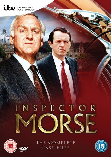 Inspector Morse Fan Casting Poster