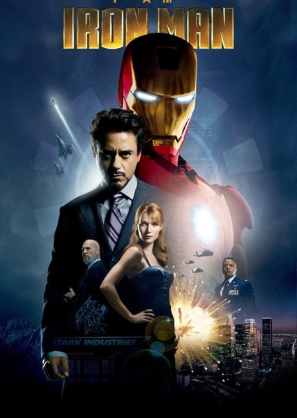 Iron man  Fan Casting Poster