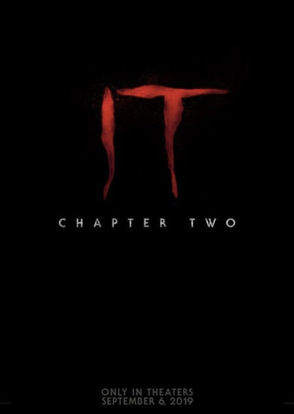 It: Chapter Two (Alternative Casting) Fan Casting Poster